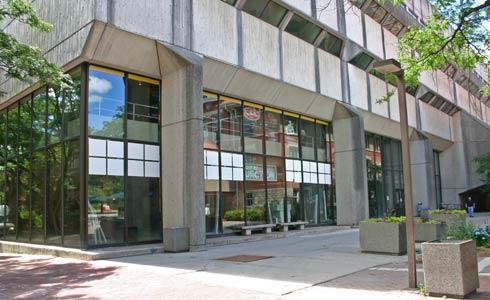 U of G MacNaughton Science Building