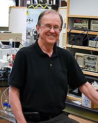 Photo of Prof. Tremaine